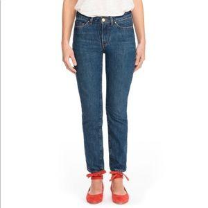 Sezane the Straight leg Jeans Size 26 DR